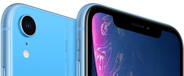 iphone xr kék